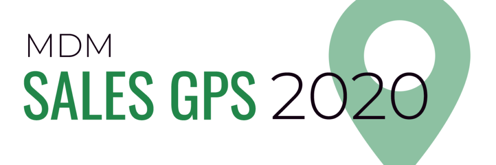 sales gps conference logo green