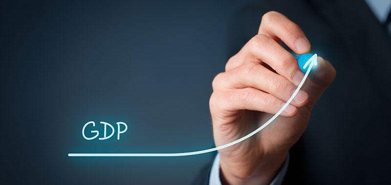 GDP increase