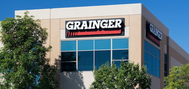 Grainger Warehouse
