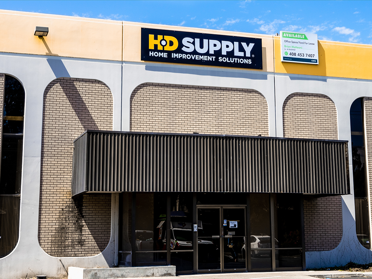 HD Supply Home Improvement solution store in South San Francisco Bay Area; HD Supply, Inc. is an industrial distributor in North America