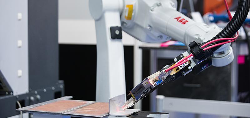 Robotic arm ABB