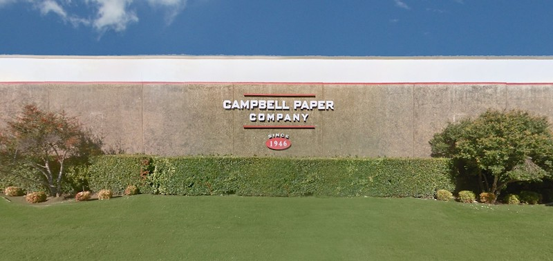 Brady acquires Campbell Paper