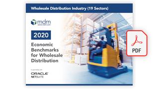 Economic Benchmarks for Wholesale Distributors Report
