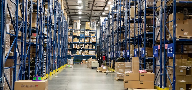 Avnet warehouse