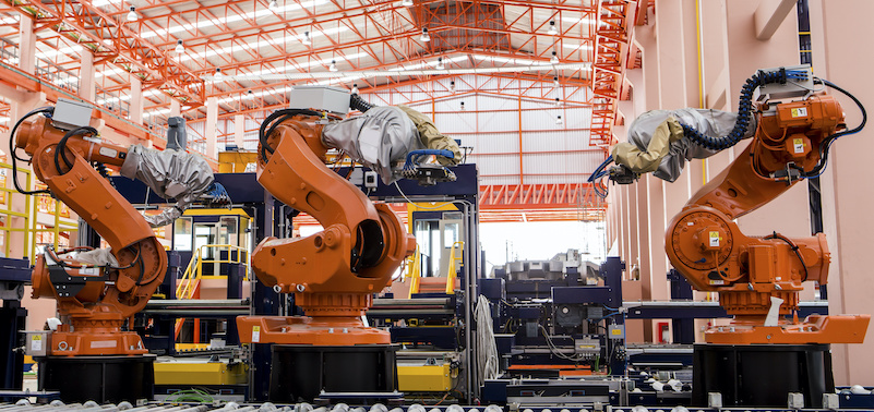 Industrial Production August 2020