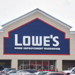 Lowe's store and logo