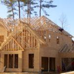 residential construction October 2020