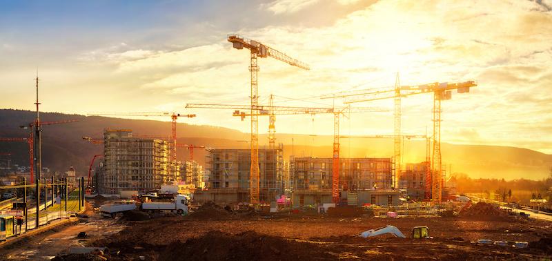 Construction spending June 2021