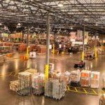 Home Depot Distribution Centers
