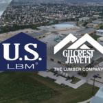 US LBM acquires Gilcrest/Jewett