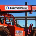 United Rentals 4Q 2020