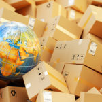 boxes and the globe