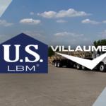 US LBM acquires Villaume