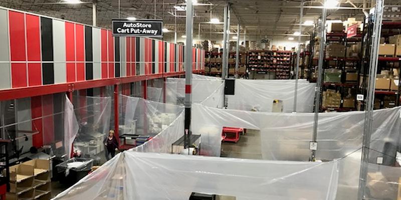 Parts Town distribution center