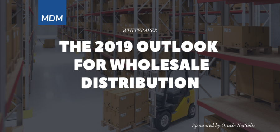 2019 Outlook for Wholesale Distribution
