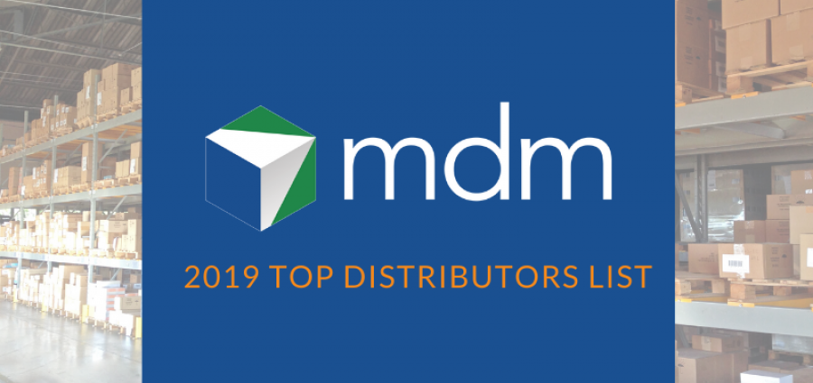 2019 Top Distributors List