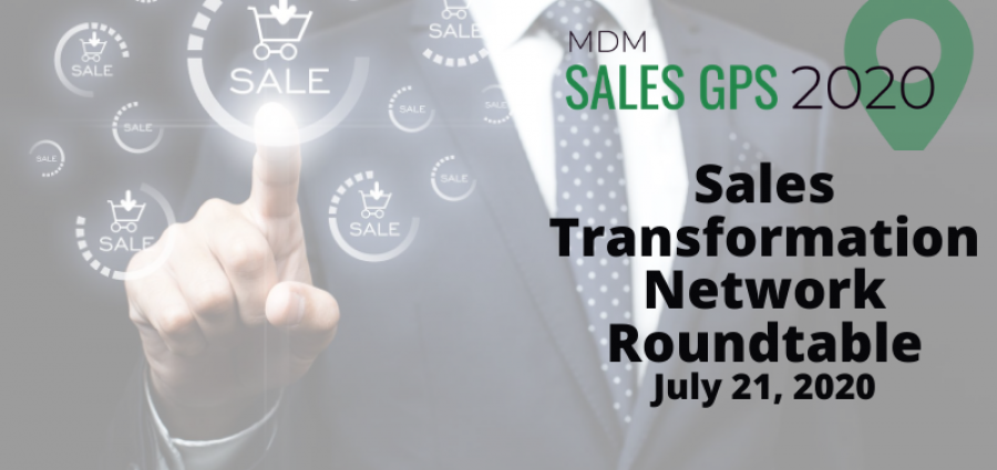 2020 Sales Transformation Network #3