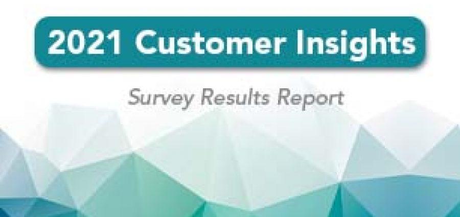 2021 Customer Insights Survey-Embedded Graphic V2