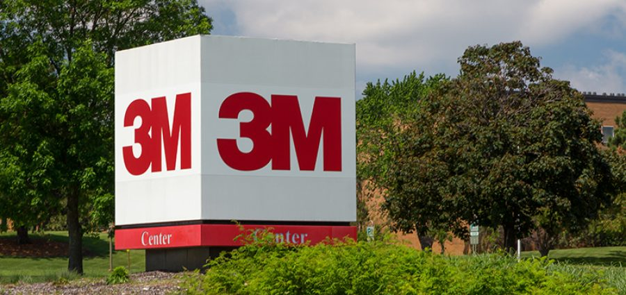 3M corporate headquarters building