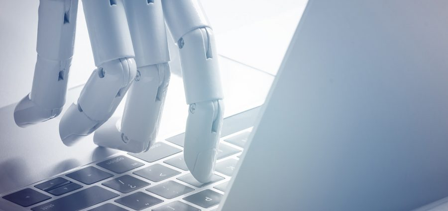 Chat bot , artificial intelligence , robo advisor , robotic conc
