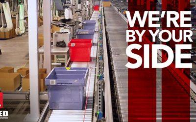 Allied Electronics warehouse