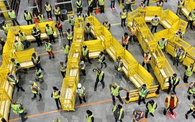 Amazon Fargo fulfillment center