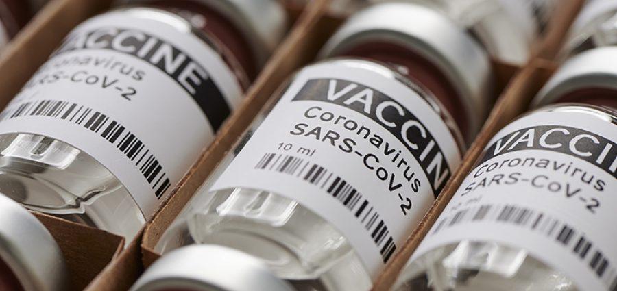 viles of covid-19 vaccine