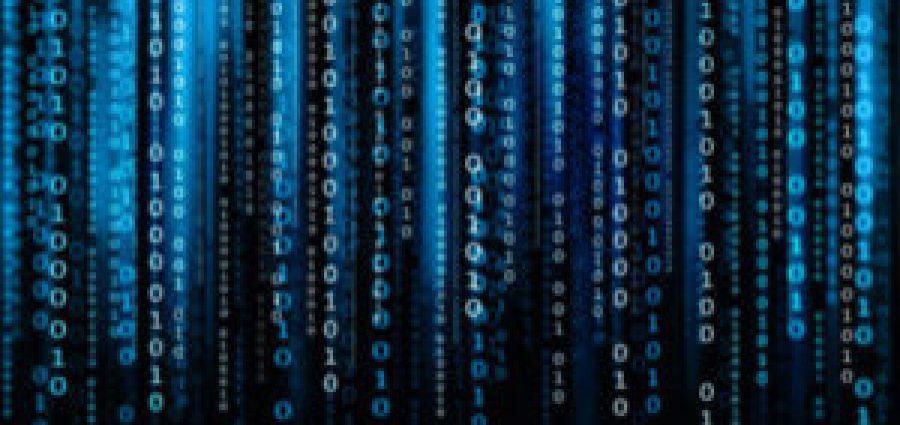 binary computer code
