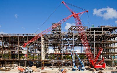 Construction spending September 2020