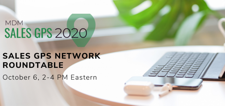 Copy of 2020 Sales GPS Network - Roundtable Banners for Zoom