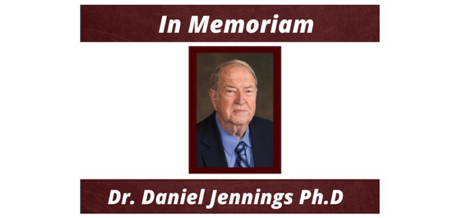 Daniel Jennings obit