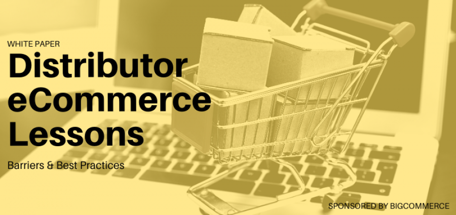 Distributor eCommerce Lessons Whitepaper