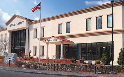 FW Webb building