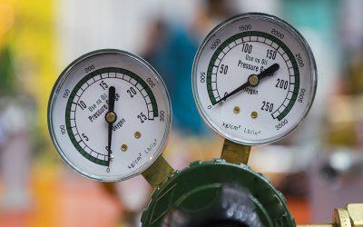 Air regulator for wellding process
