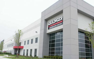 Grainger DC, Minooka, Illinois