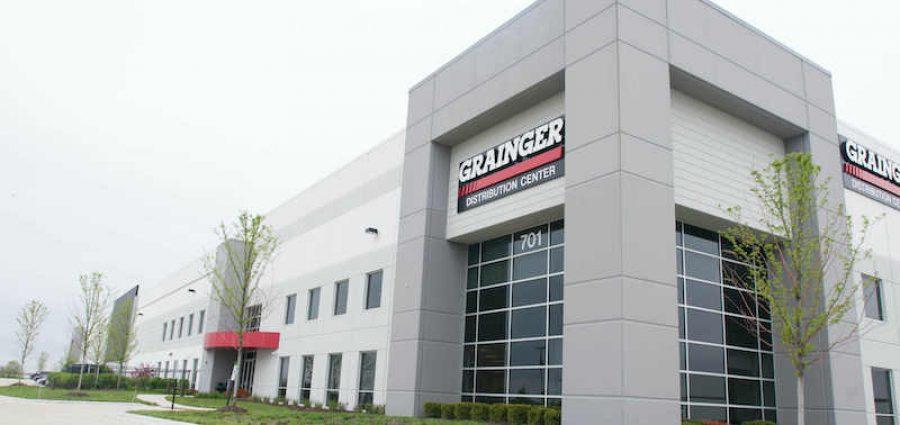 Grainger DC, Minooka, Illinois