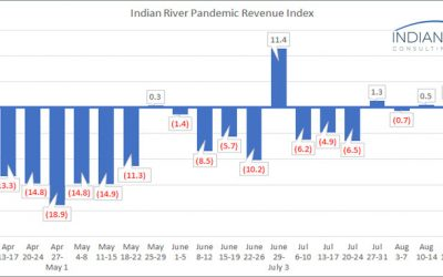 IRCG Pandemic Revenue Index August 24-28 2020