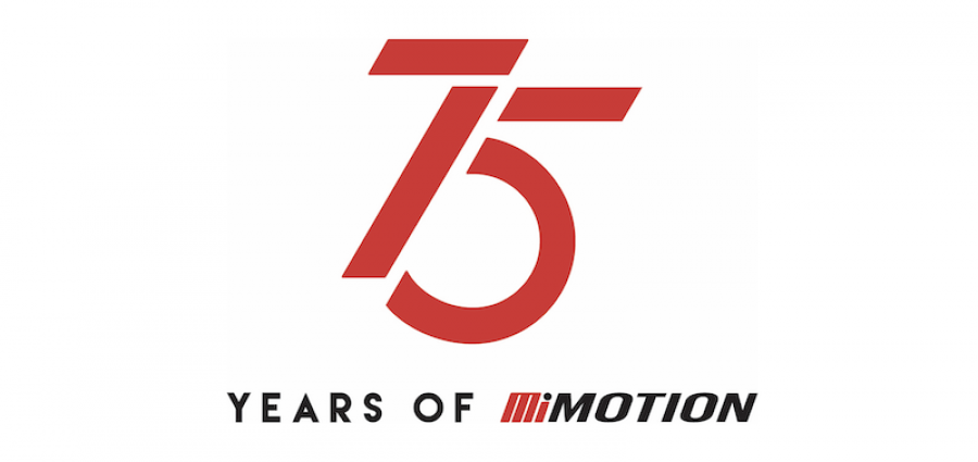 Motion 75th anniversary