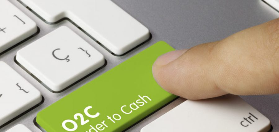 order-to-cash green button