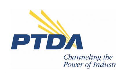 PTDA logo
