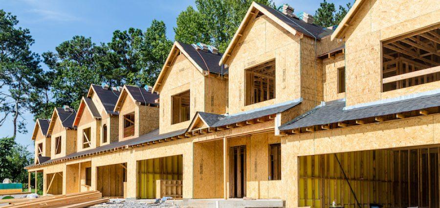 Residential construction September 2020