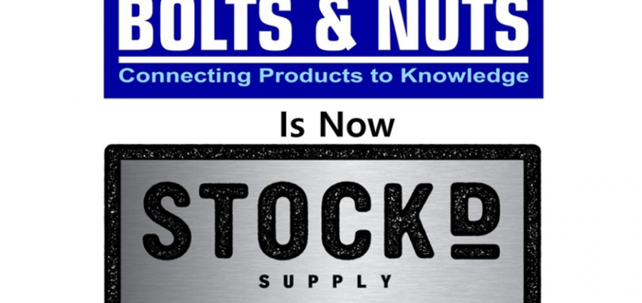 Stock'd Supply rebrand