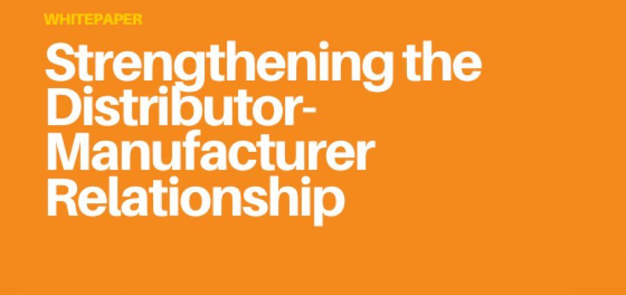 Strengthening the Distributor-Manufacturer Relationship_Graphic