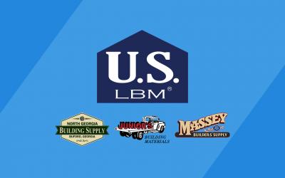 US LBM three acquisitions