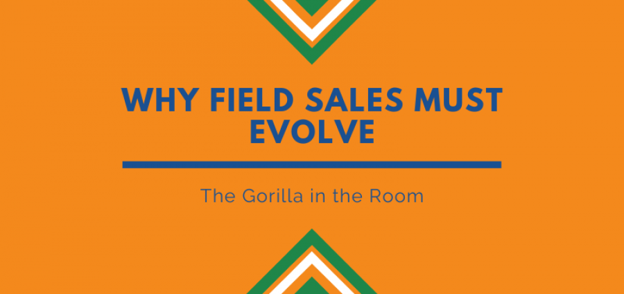 Why Field Sales must evolve (1)