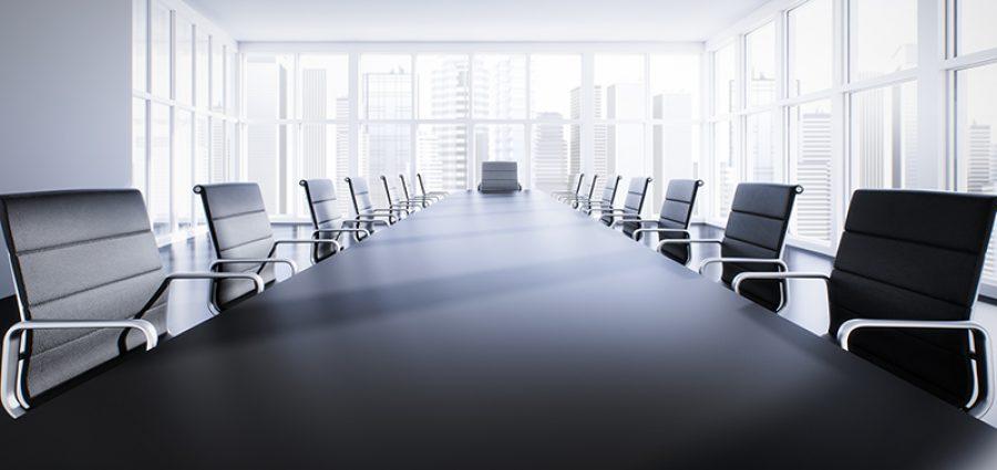 executive leadership meeting room