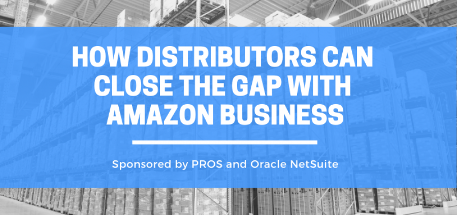 how distributors can close the gap with amazon business