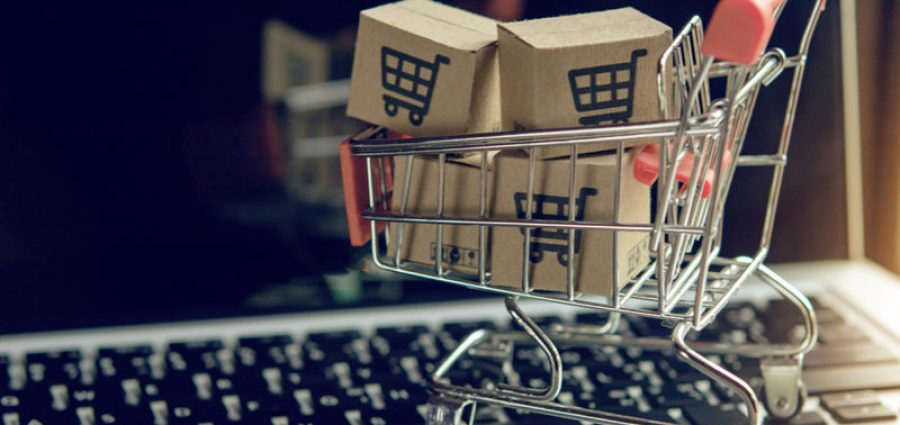 shopping cart - e-commerce
